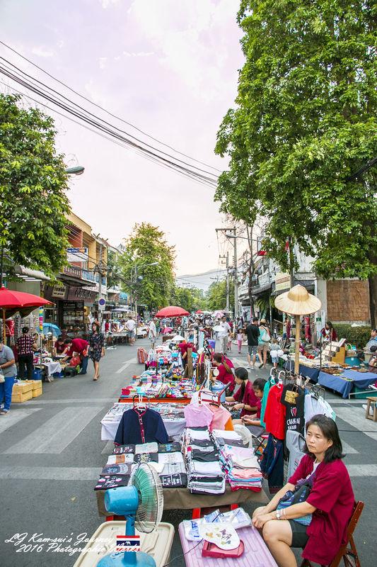 迷离『清迈』五光十色・亚洲最大夜市