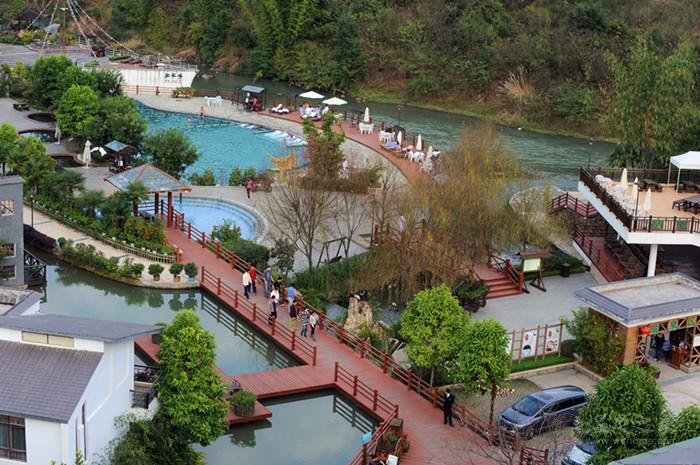 河源热龙温泉度假村,河源热龙温泉度假