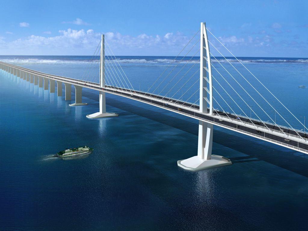 港珠澳大桥 机场城际2017珠海129个重点项目计划安排全在这里了