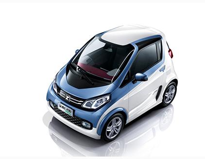 大人电动小玩具 提smart版的众泰E200高清图片