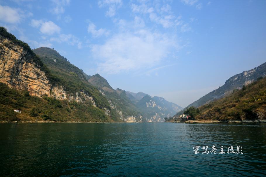 【山水重庆】百里乌江画廊,天下独绝的奇山异水