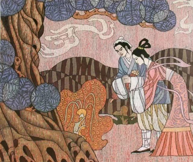 中国古代10大凄婉爱情故事,美到心碎!