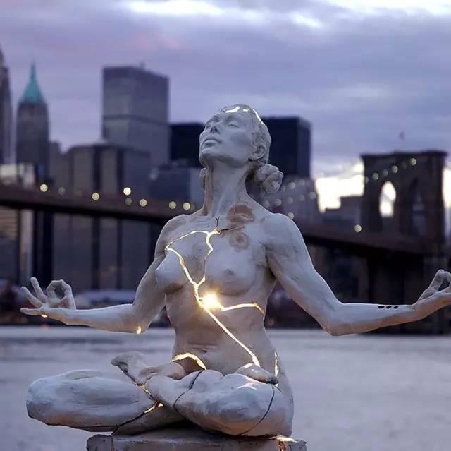 这些不可思议的雕塑,你见过几个?