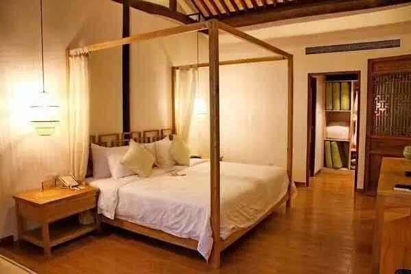 杭城尽头有一片不为人知的竹林秘境, 499就可以住进徽派别墅,独享一露台一客厅