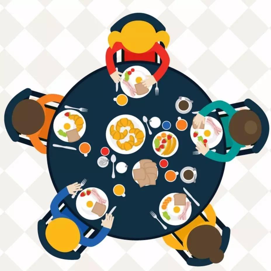 """""""职工福利费""""在企业日常实务中,经常会发生逢年过节等员工聚餐的情况图片"""