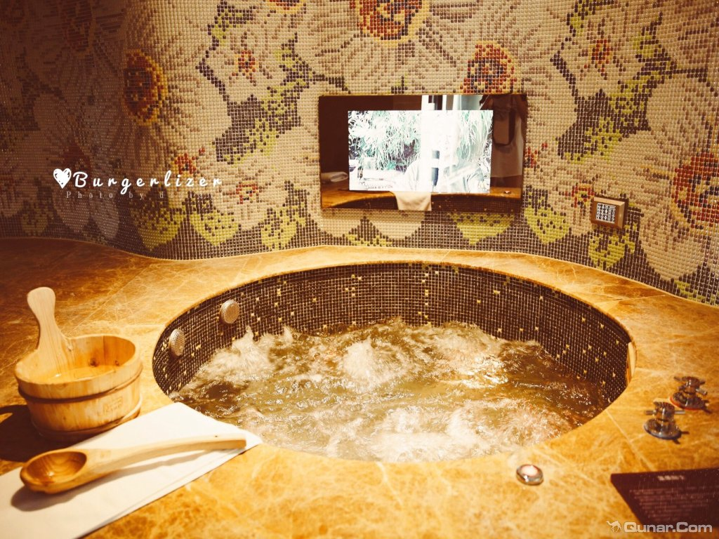 私享隐于温泉的闲暇时光