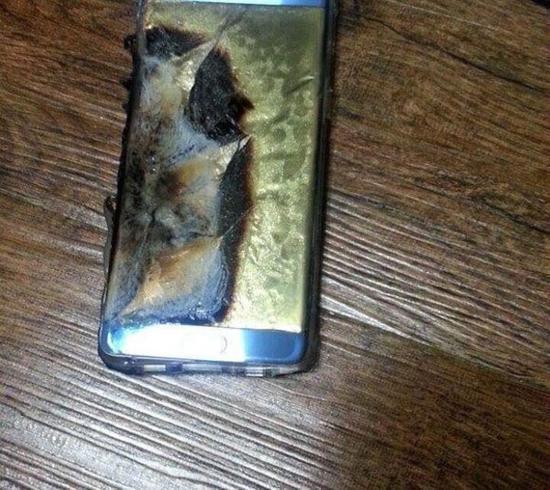 智能手机为什么还会发生爆炸?看完这篇你就懂了的照片