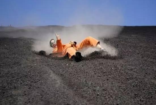 热爱冒险?火山滑板一定是最酷的极限运动
