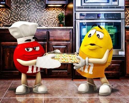 mm巧克力豆广告合集_还记得电视里出现的mm巧克力豆的广告吗?