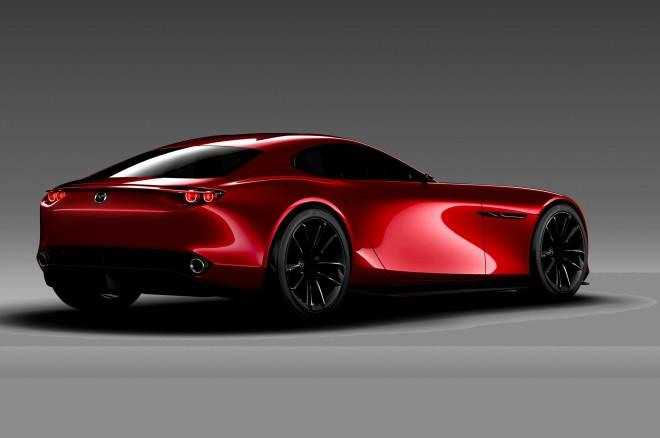 马自达拟2020年推出RX-9转子引擎跑车的照片 - 3