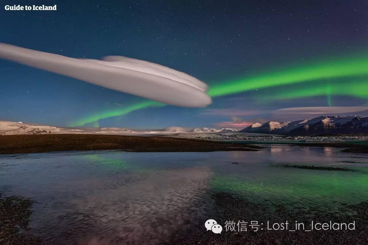 在冰岛看极光的旅行选择