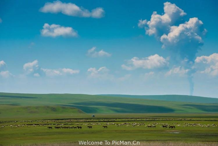 走!一起去看大草原!(三)~穿越巴尔虎草原的那