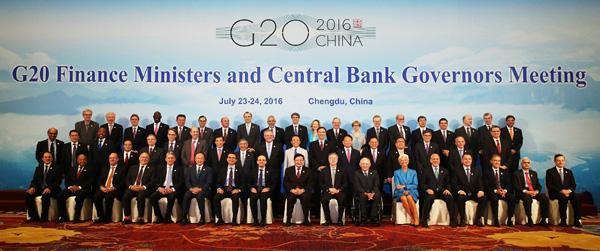 中方对G20特别峰会的3个期待