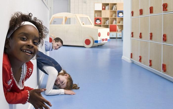 国外幼儿园图片