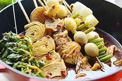 健康版街头小吃,麻辣烫小龙虾各种美食在家都能做
