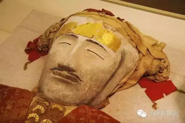 埃及贵族手绘面具