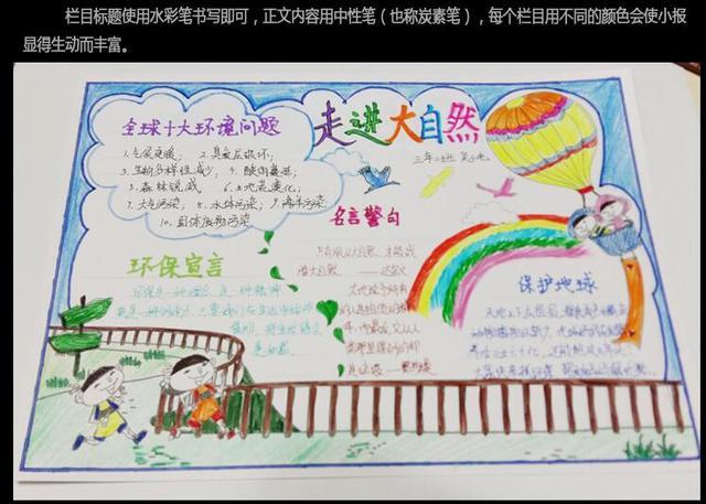 2016教师节专题手抄报制作教程
