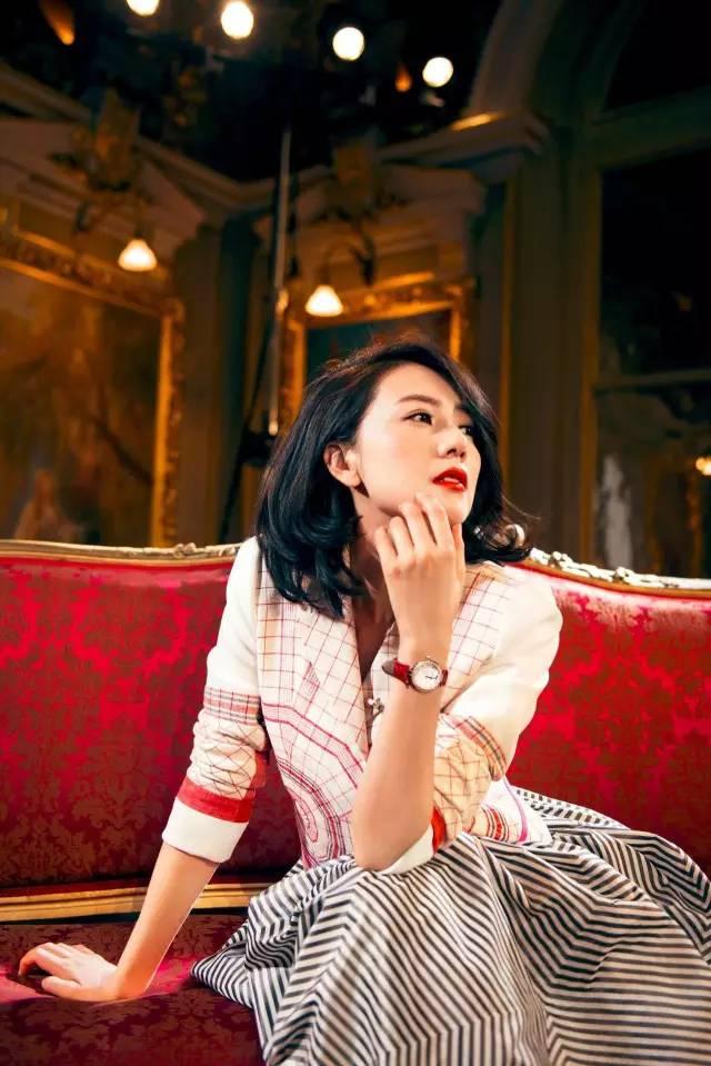 高圆圆穿衣很美,但她的搭配小心思更美,你也可以学会变美哦