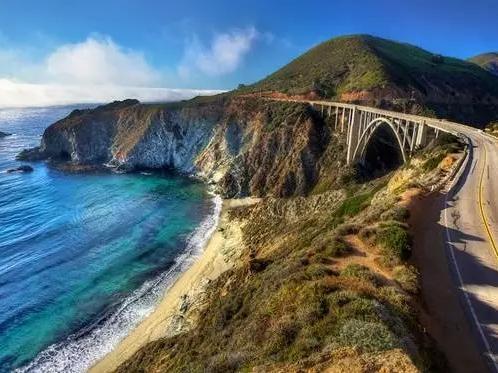 世界上最美的公路,此生必要走一遭