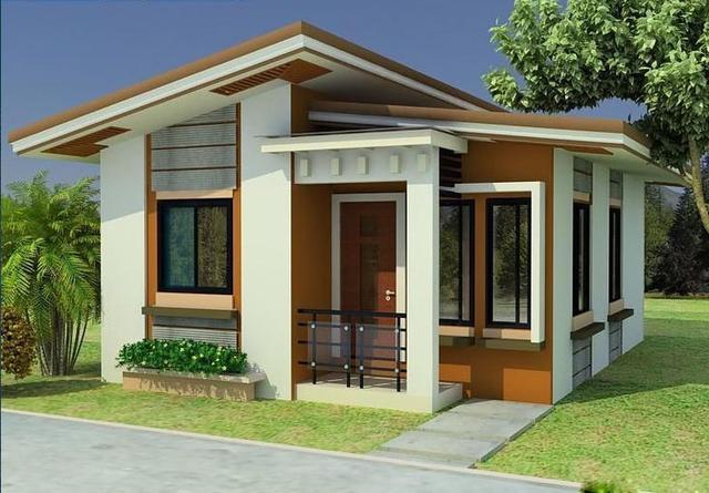 5套经济实用户型,20万以内,农村人建的起的别墅