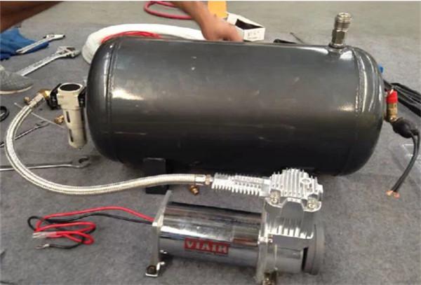 上海帕沃精品改装案例 雪佛兰改装airbft气动避震