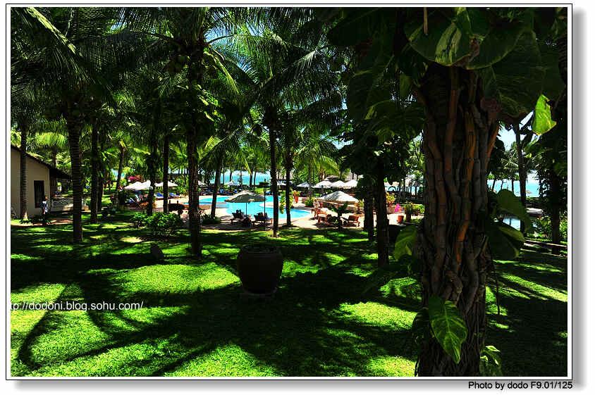 美奈,游荡在越南度过最悠闲的时光