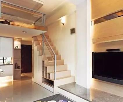 复式楼楼梯装修效果图 不一样的风格图片
