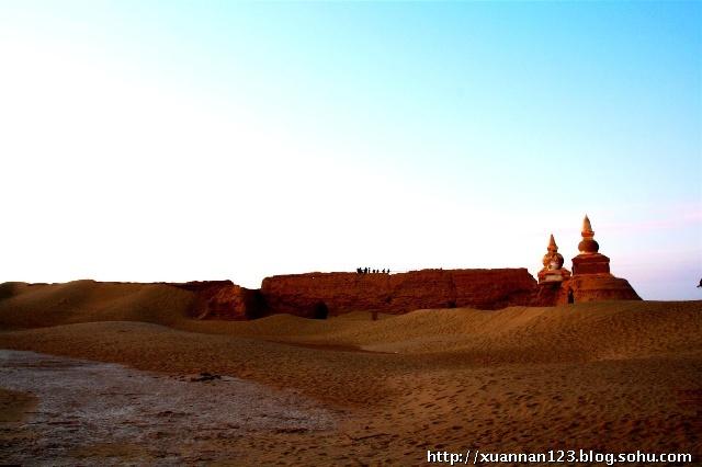 阿毛的丝绸之路――第三站 额济纳