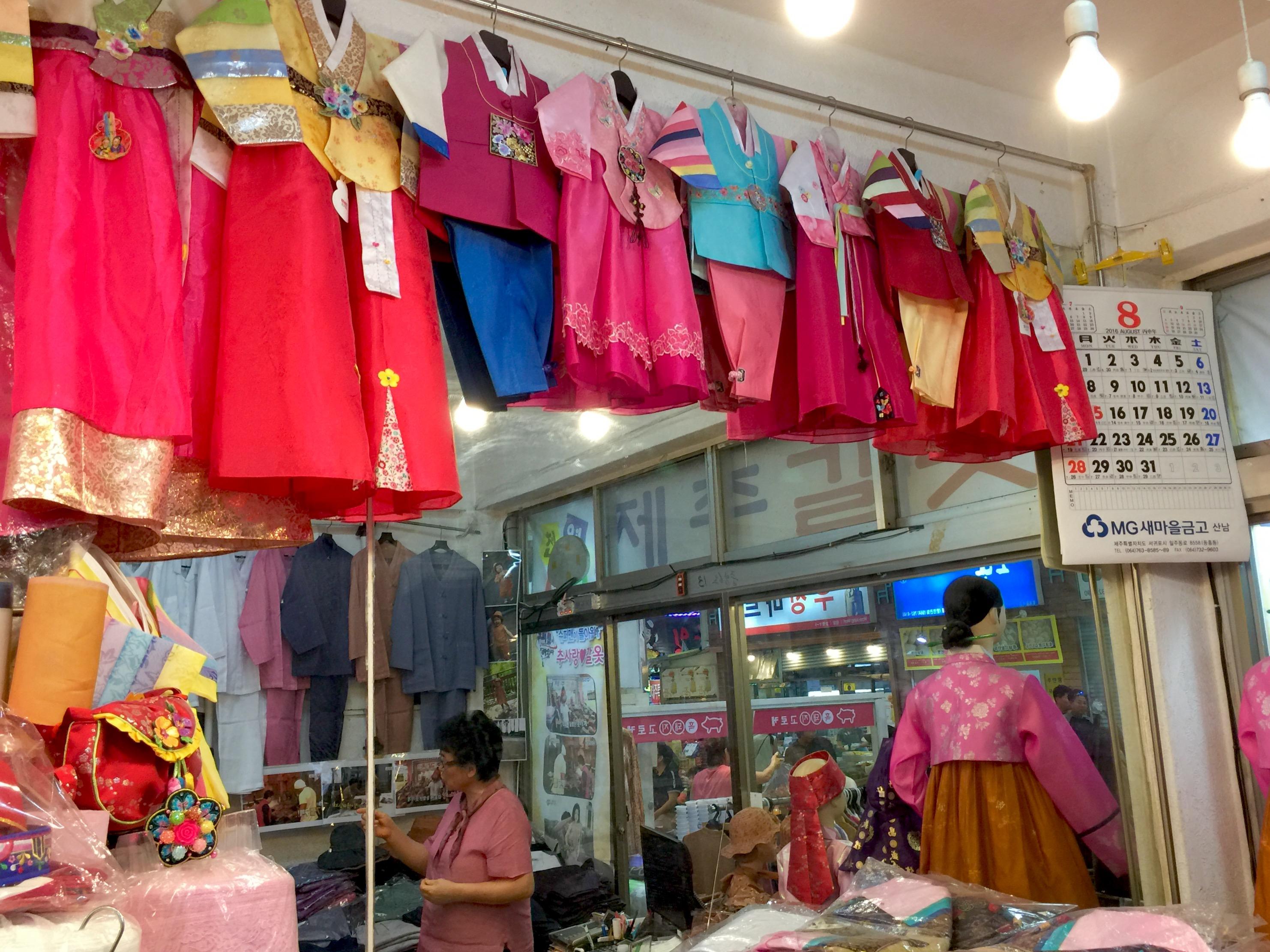 【韩国】济州岛 ・ 传统市场闪游记
