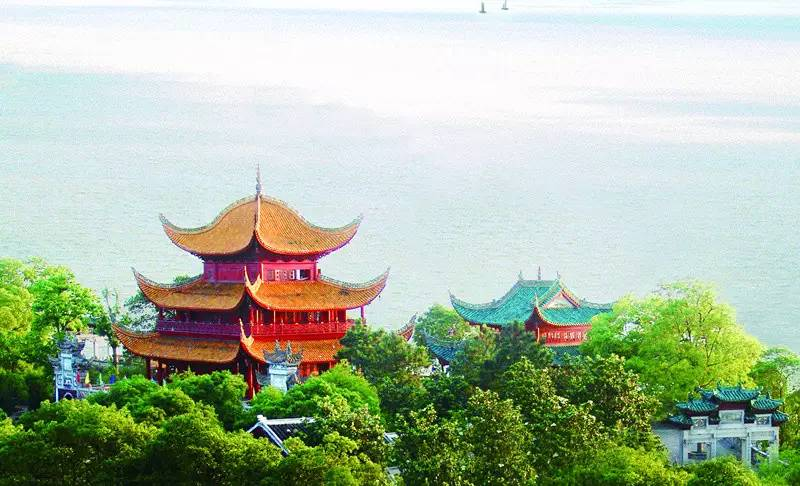 一趟沿着长江的旅行路线