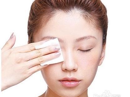 面部卸妆基本步骤-搜狐