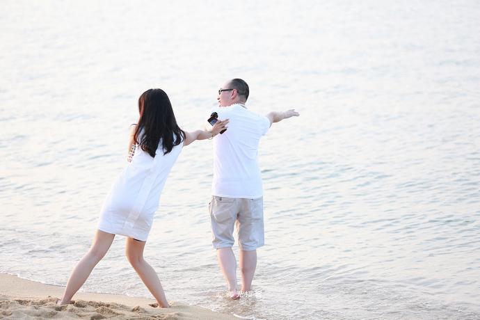 实拍那些在苏梅岛上蜜月的情侣们