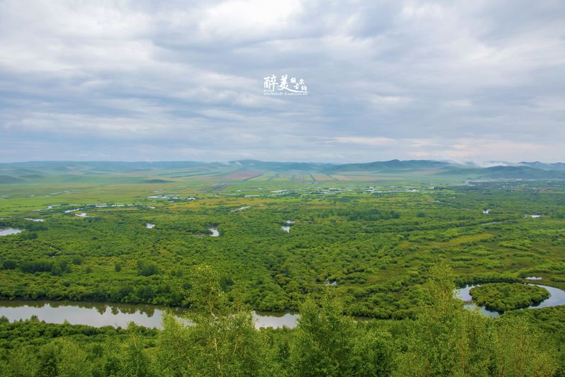 【自驾内蒙】额尔古纳湿地・一个放飞心境的地方