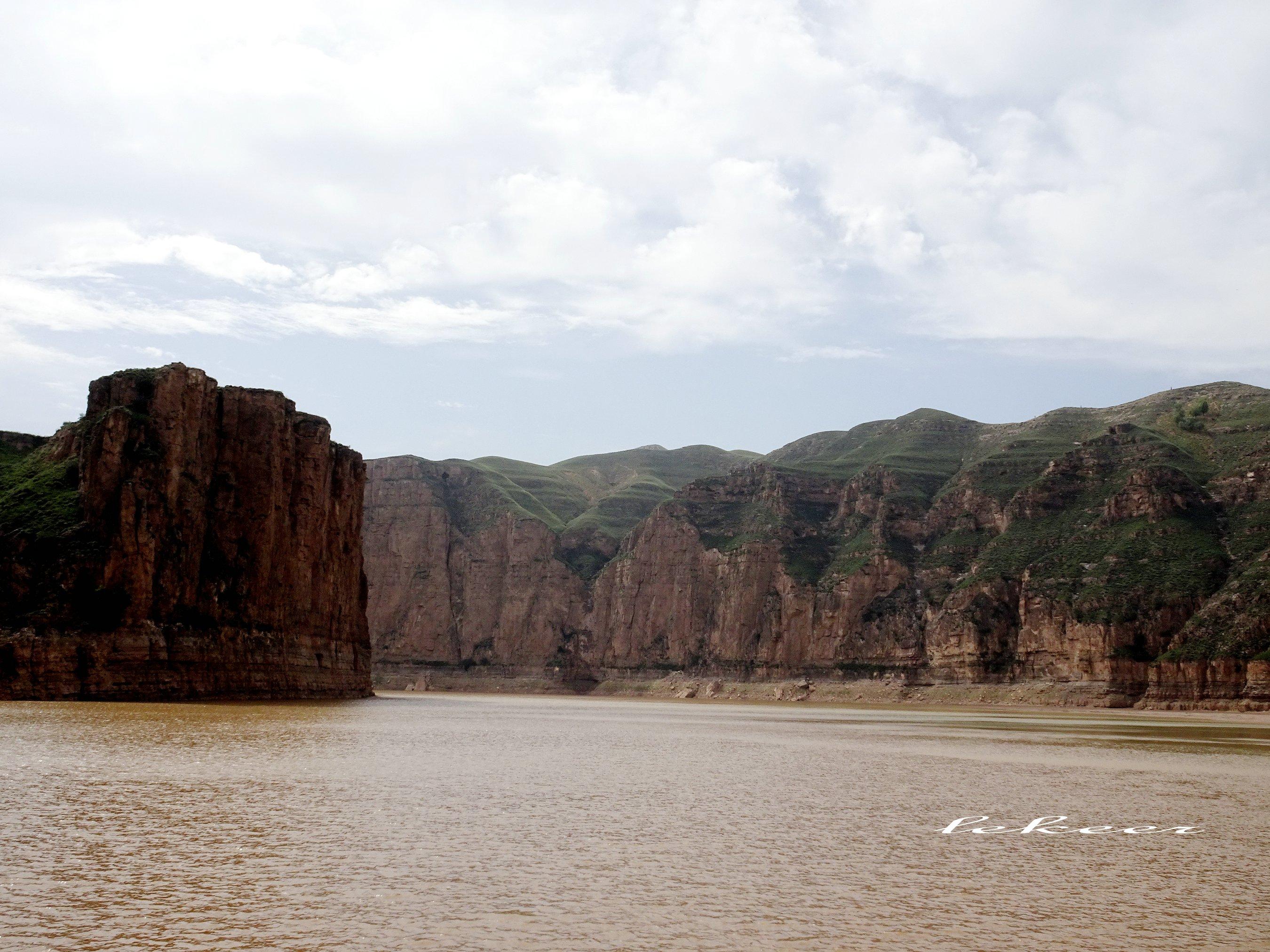 清水河老牛湾美景绝杀秘籍:城湾太极湾杨家川