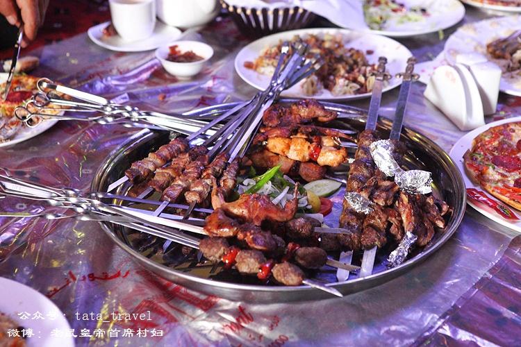 阿富汗的豪华大餐长什么样