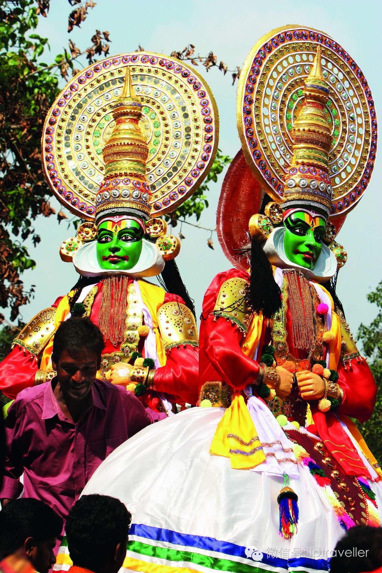 星球坐标|印度喀拉拉邦:被融入音乐、宗教和文学