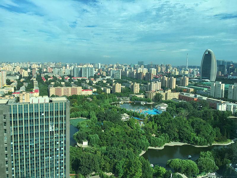 北京康莱德:静卧帝都繁华之上