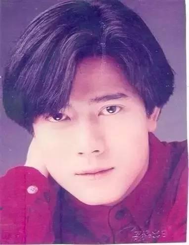 港星出道的年代,男性发型的缔造者非郭富城莫属,他先是掀起了冬菇头图片