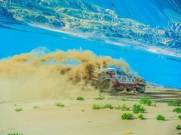 青海湖越野精英赛 做自己的探索者
