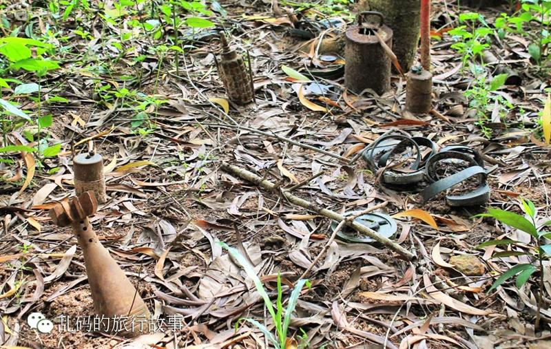 实拍东南亚最危险旅行地柬埔寨 地雷密度�