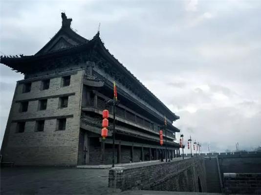 西安最有故事的五大城门,穿越历史时空去看你~