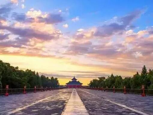 说来就来,北京的秋天越看越美!
