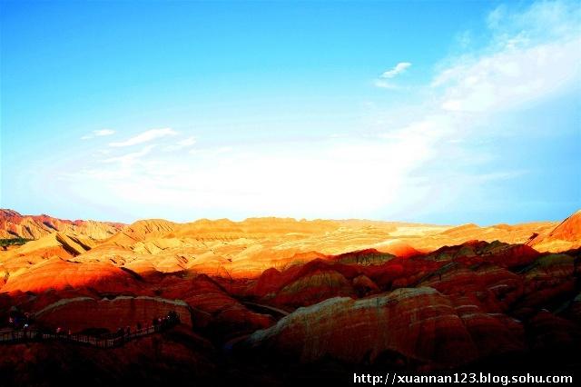 阿毛的丝绸之路――第六站  张掖