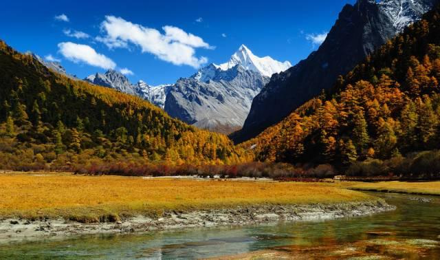 夏末秋初最美的30个旅行地,每一个都惊艳你的眼球