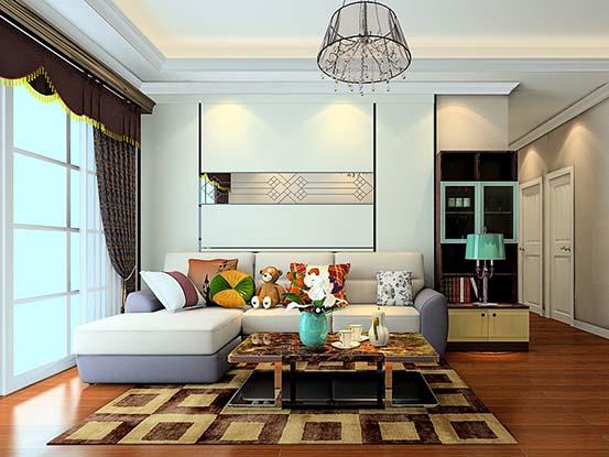 小户型客厅沙发图片