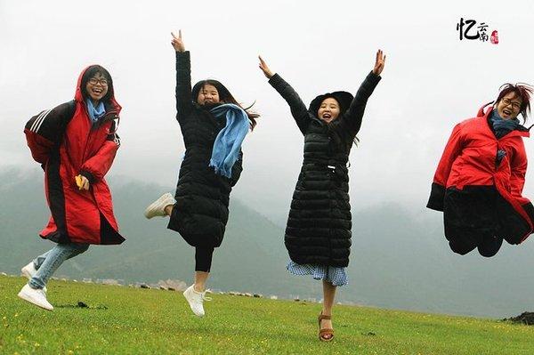 八月未央,雨季的云南,别有一番风味。