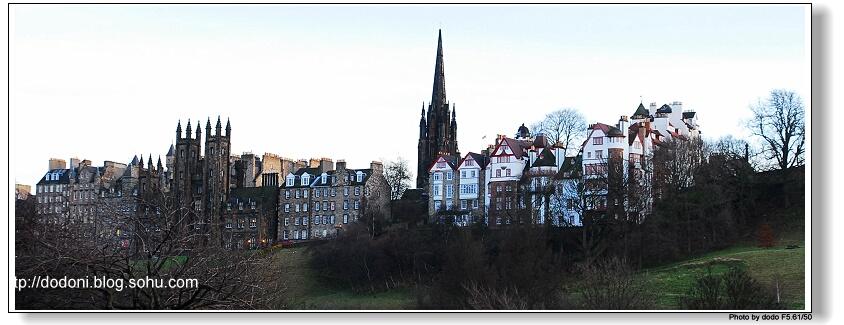 岩石上的城堡:爱丁堡--魅力英伦(4)