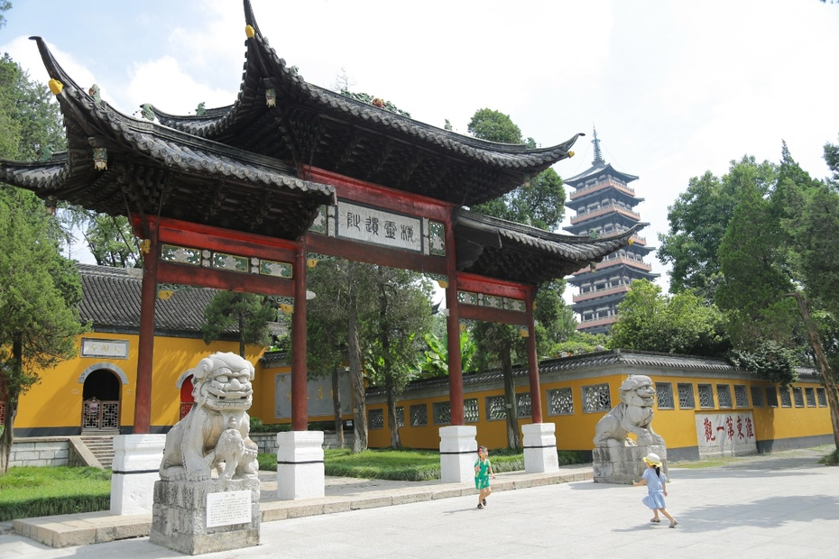 如何在纷乱中寻找几日安宁――为此,我去了扬州