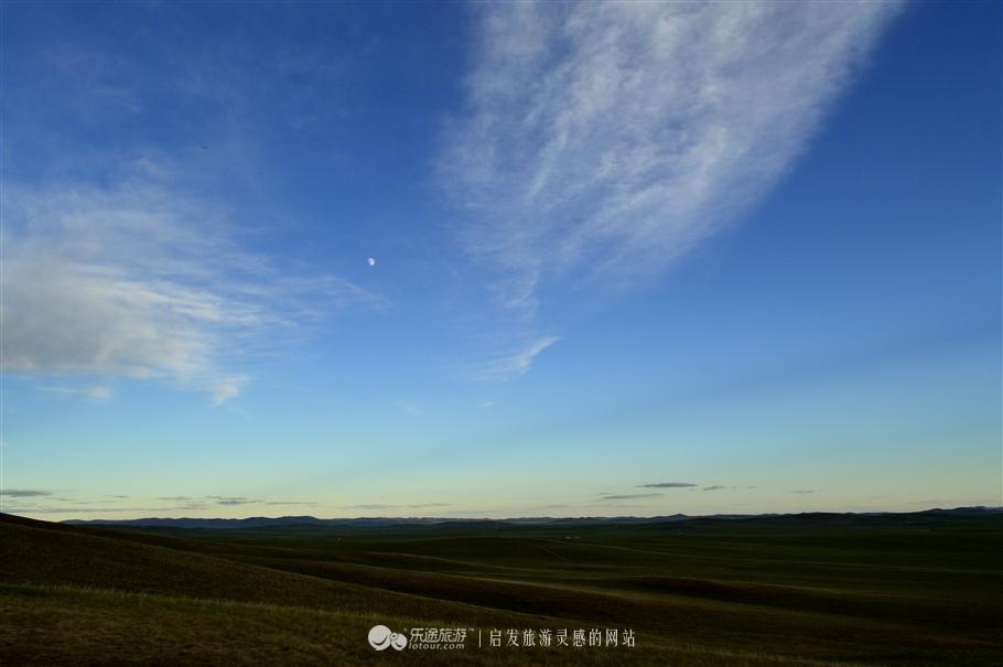 狼图腾的故乡,在那遥远的北疆
