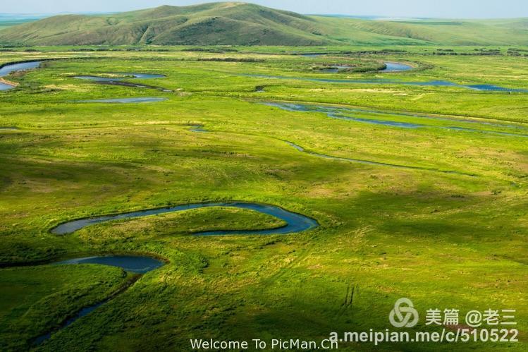 走!一起去看大草原!(四)胡里也吐、彩带河、黑